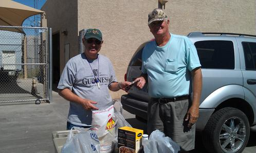 The Fun Fly on April 20, 2013 was for the benefit of the Casa Grande Food Bank